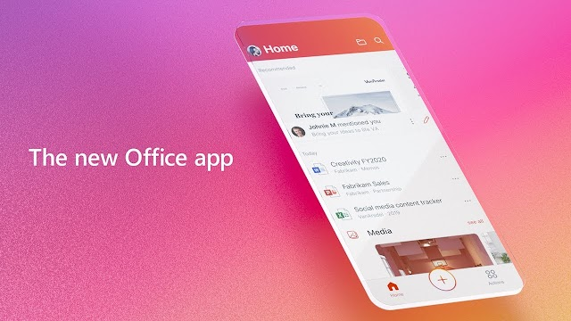 The New Microsoft Office App Is Now Available For IPhone And Android!