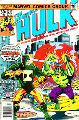 Incredible Hulk #204, Kronus
