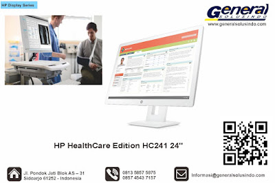 HP HealthCare Edition HC241 24