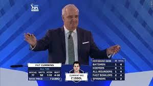 IPL 2020 AUCTION.