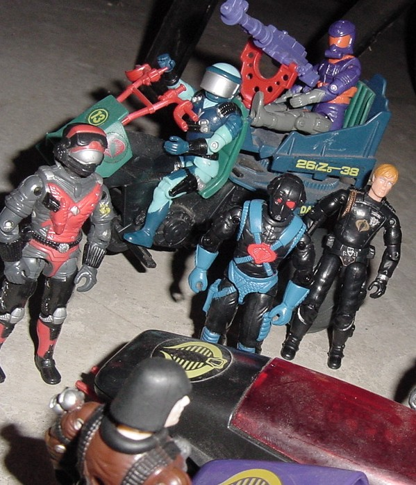 2003 Convention Exclusive Air Viper, Vapor, Strato Viper, 1986, 1987, Mamba, Motor Viper, 1994 Viper, Major Bludd