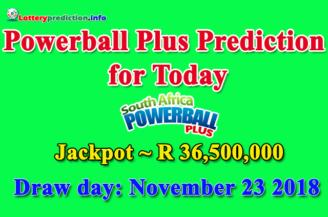 Analysis and prediction of Powerball Plus lottery results on