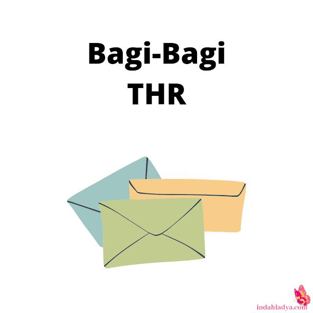 Bagi-Bagi THR