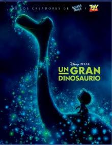 Un Gran Dinosaurio en Español Latino