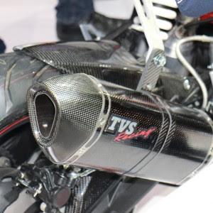 TVS Akula 310 Racing Concept Hd Image
