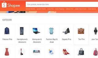 Cara membuat akun shopee untuk membeli dan bisnis online