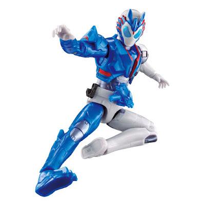 RKF Kamen Rider Vulcan Shooting Wolf & Kamen Rider Valkyrie Rising