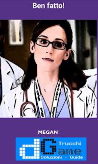 Soluzioni Guess The Grey's Anatomy livello 56