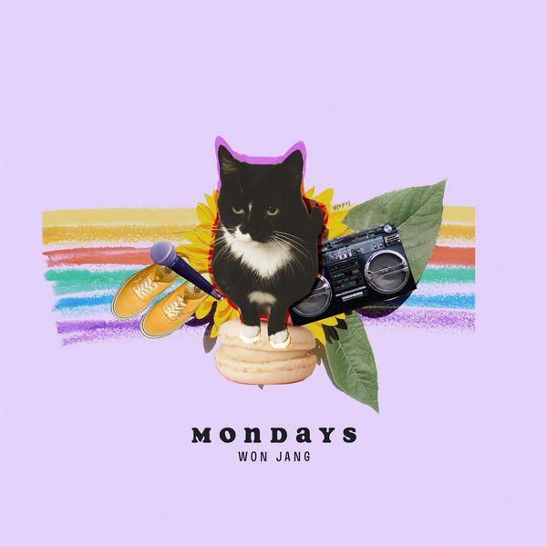 won jang – Mondays – Single