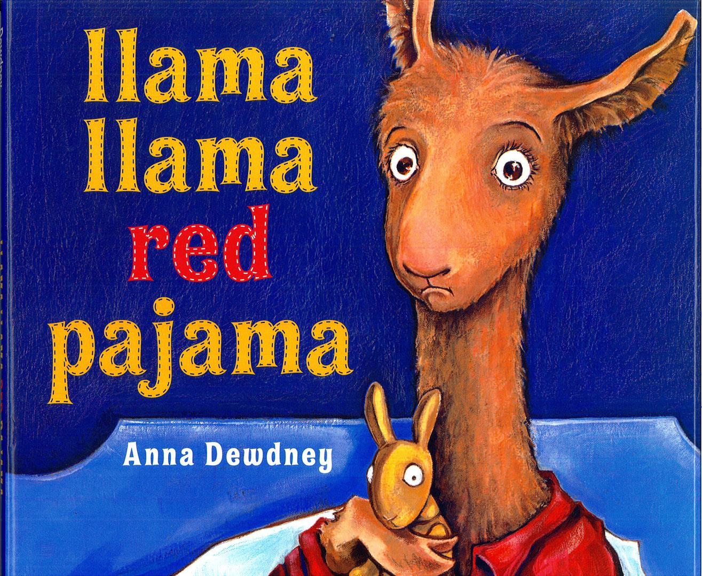 St Peter Claver Reads Llama Llama Red Pajama