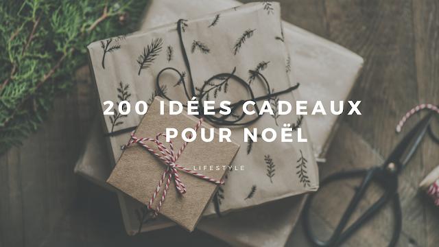 cadeaux noel idée