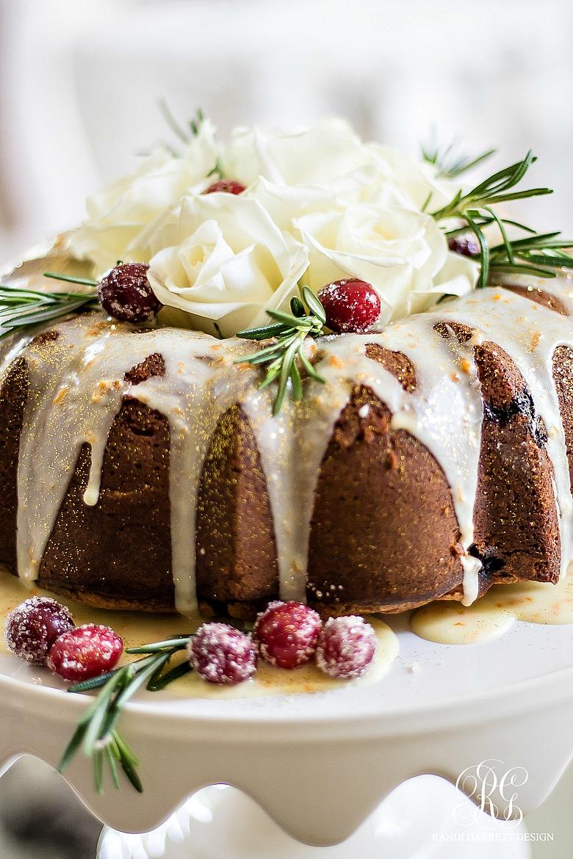 Elegant Bundt Cake Recipes