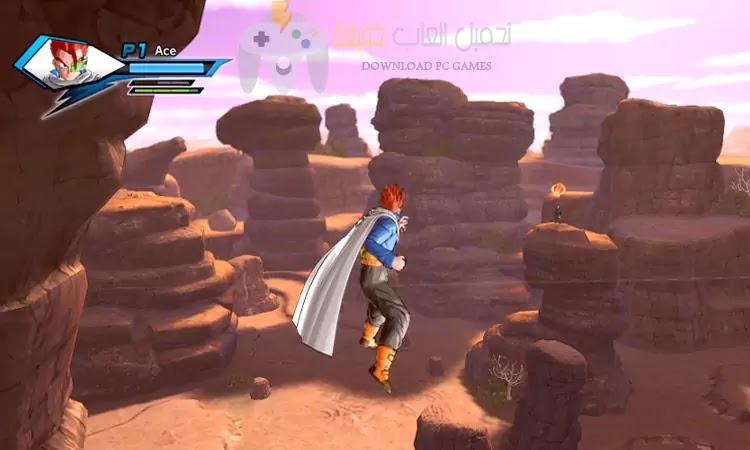 تحميل لعبة Dragon Ball Xenoverse بحجم صغير