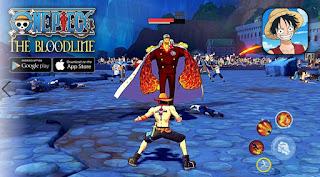 One Piece The Bloodline Mobile Apk Terbaru