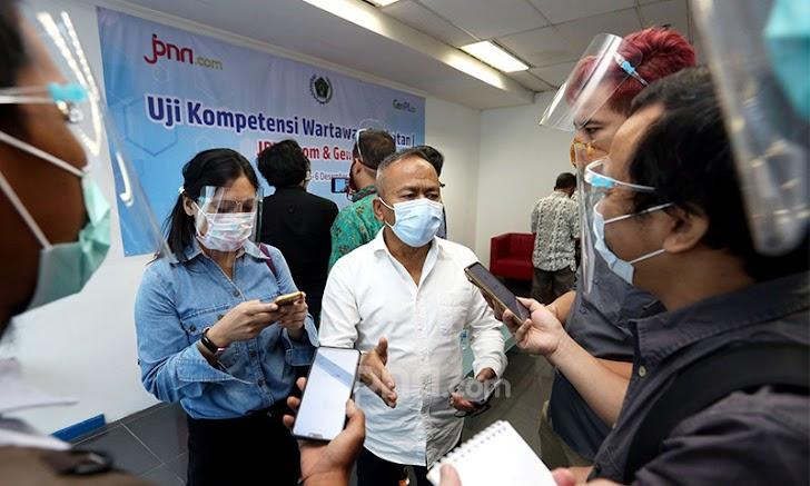 Ketum PWI Pusat: Pernyataan Sikap Komunitas Pers, Maklumat Kapolri soal FPI Ancam Kebebasan Informasi