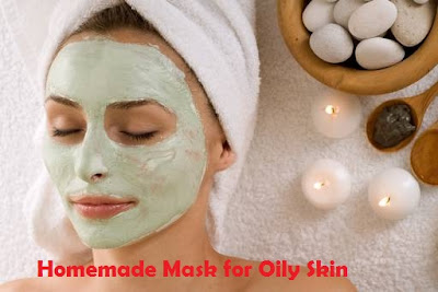 Homemade Mask for Oily Skin