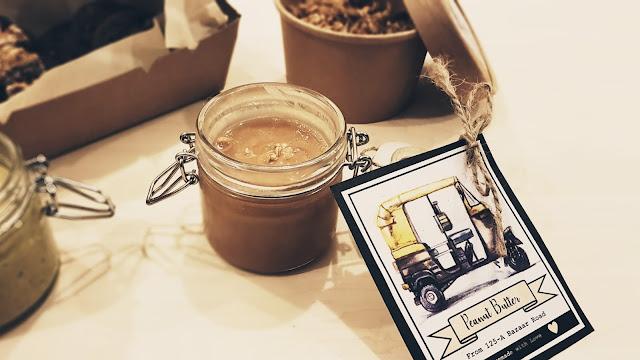 Honey Roasted Peanut Butter - 125a Bazaar Road