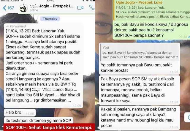 Agen Jual: SOP Subarashi Japan, AFC SOP 100+ Kandungan dan Jual Utsukushii, di Yogyakarta