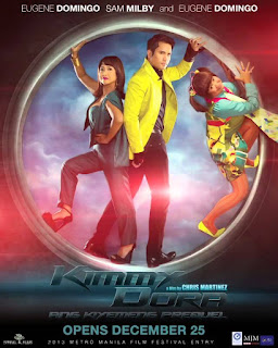 Kimmy Dora: Ang Kiyemeng Prequel is a 2013 Filipino comedy action film directed by Chris Martinez, starring Eugene Domingo and Sam Milby.