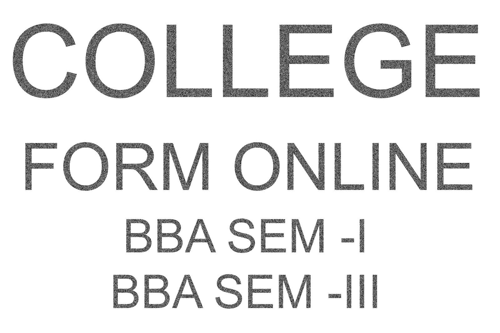 University Online: University Online Form Rajasthan