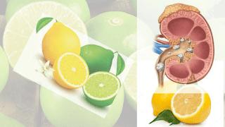 Le jus de citron aide-t-il à briser les calculs rénaux et le sable