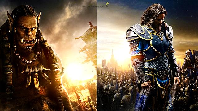 Resumo Warcraft filme