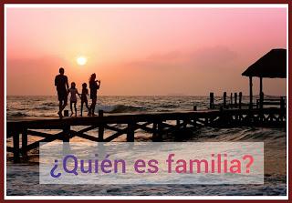 poemas sobre quién es familia