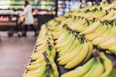 Buah pisang raja dengan banyak manfaat