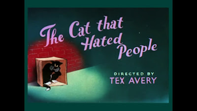 the cat who hated people