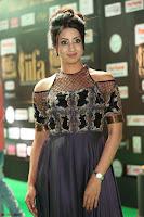 Sanjjanaa Galrani aka Archana Galrani in Maroon Gown beautiful Pics at IIFA Utsavam Awards 2017 56.JPG