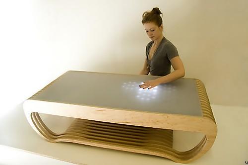 Unusual Creative Coffee Tables
