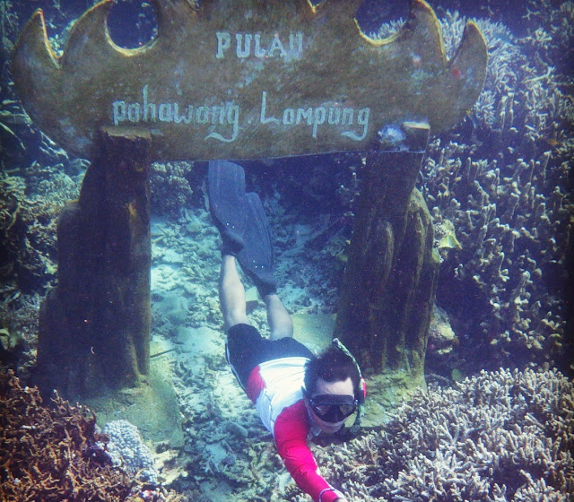 Manteb..!! Wisata Snorkling Di Pulau Pahawang Lampung... Silahkan Share..!!