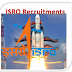 ISRO Jobs 2020 – Recruitments
