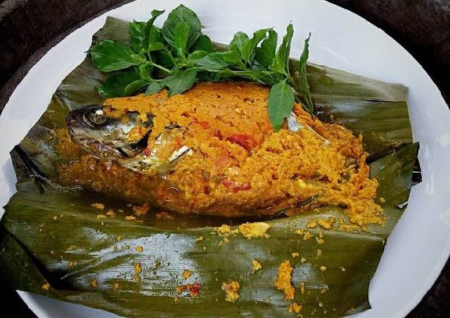 Cara Membuat Pepes Ikan Patin