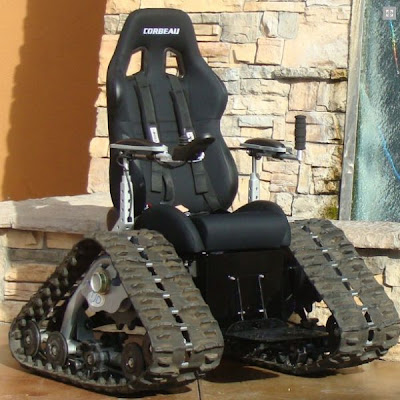 Tank Chair Damn Cool Pictures