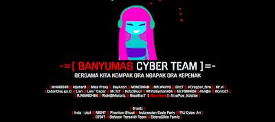 """Banyumas Cyber Team"" Babat 23 Subdomain Kabupaten Nagekeo"