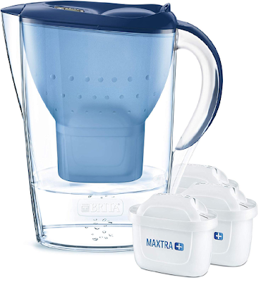 Brita Wasserfilter Marella XL Filterkartusche weiß inkl 1 Maxtra