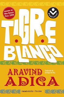 Tigre Blanco | Aravind Adiga