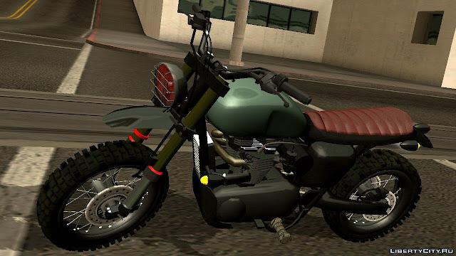 GTA San Andreas Best Bikes Pack V2
