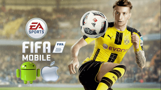 تحميل لعبة FIFA 2017 لاجهزة اندرويد وios