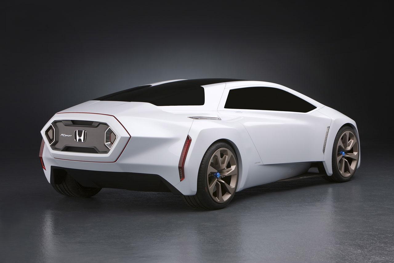 New Honda Sports Car Concept