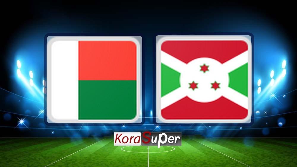 مباريات اليوم الخميس - مشاهدة مدغشقر وبوروندي بث مباشر 27-06-2019