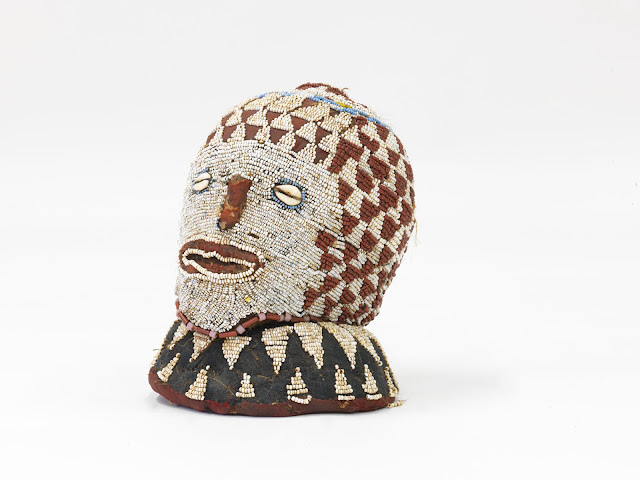 A BEADY EYE ON AFRICAN ART