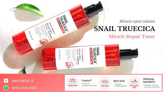 Snail Truecica Miracle Repair Toner