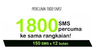 Pengalaman Bersama ONEXOX-1800 SMS Percuma