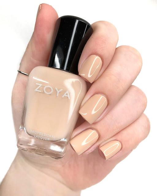 Zoya Laura 25 Sweetpeas