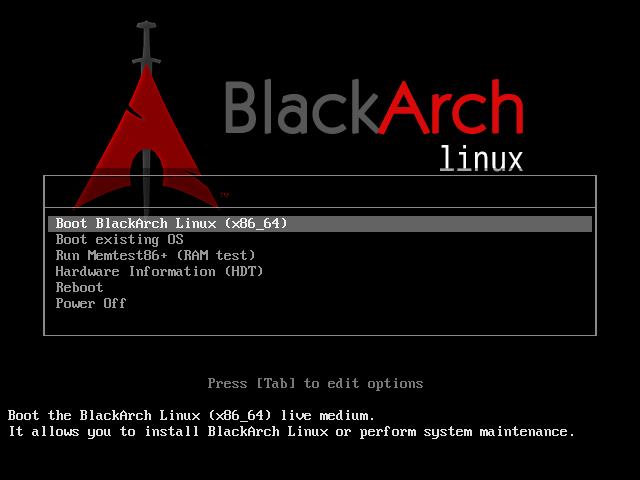 Lançada versão 2016.12.29 da distribuição BlackArch Linux