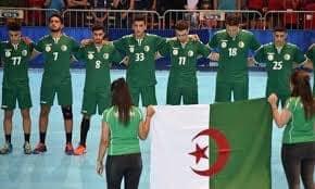 المنتخب الجزائري لكرة اليد ينهزم أمام المنتخب النرويجي