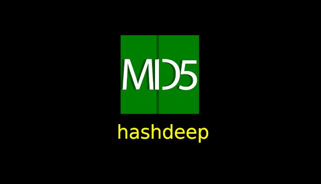 الدرس 242 شرح اداة hashdeep
