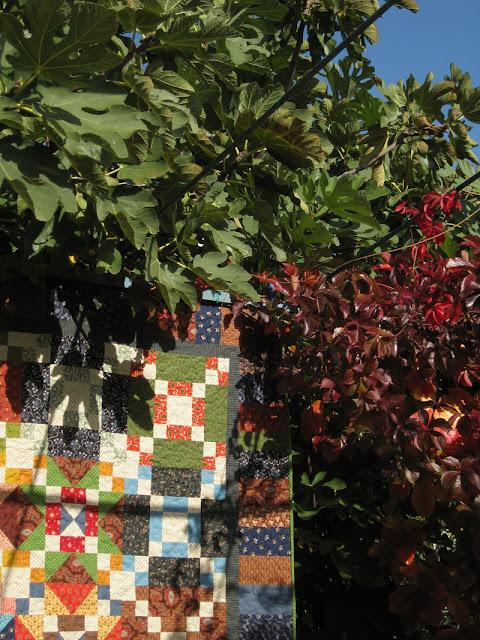 Folklolre quilt